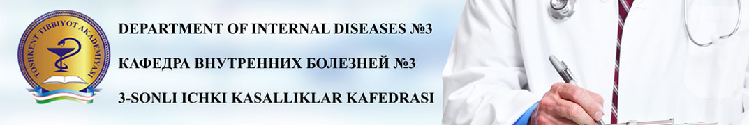 Department of Internal Diseases №3